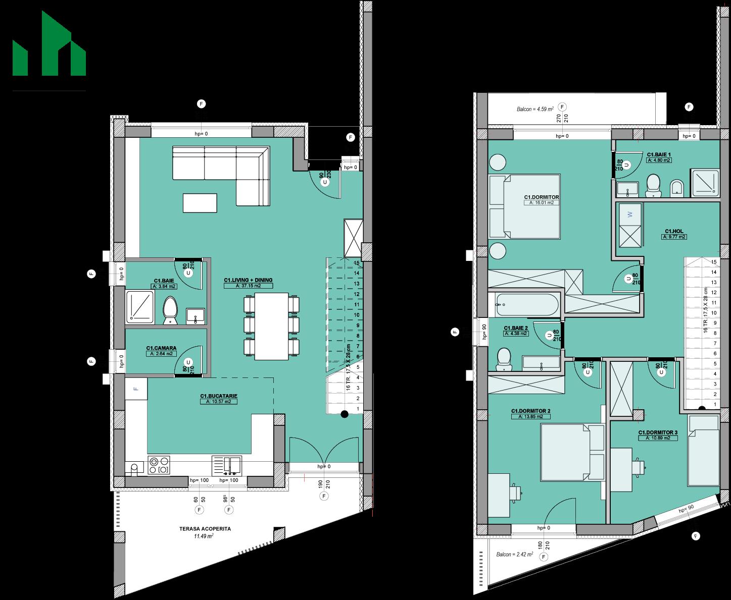 Duplex 3